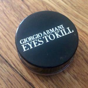 Giorgio Armani Eyes To Kill